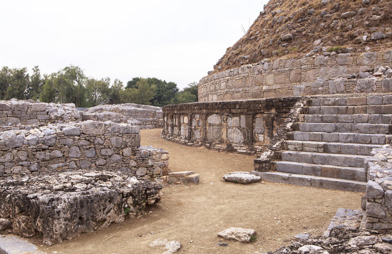 Taxila Heritage in Pakistan stock photography