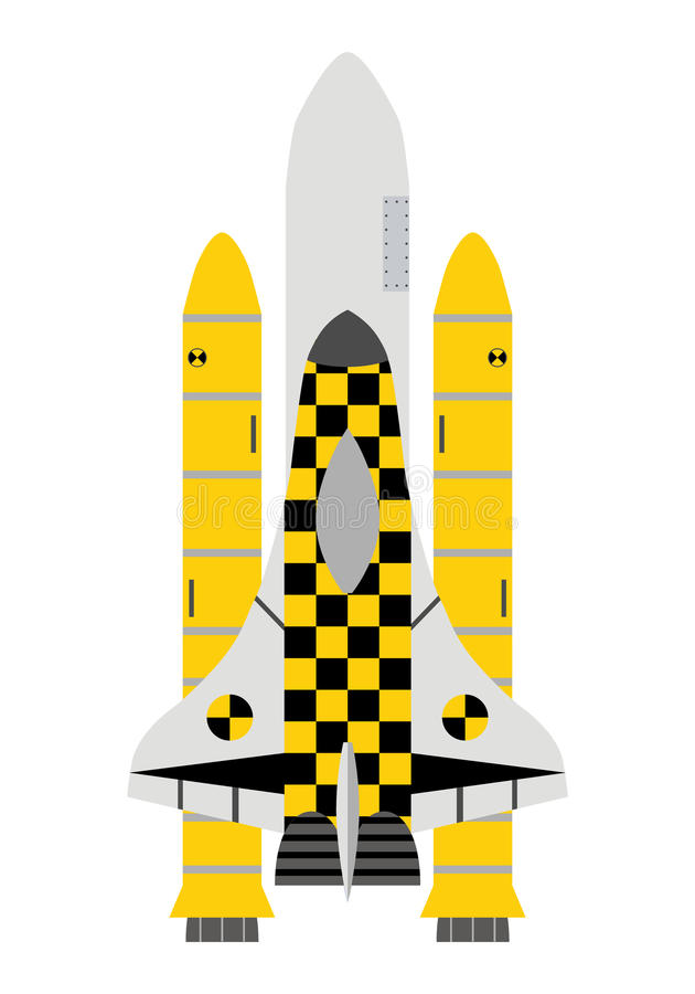 Taxiservice i utrymme Taxi-anslutning symbol i plan stil royaltyfri illustrationer