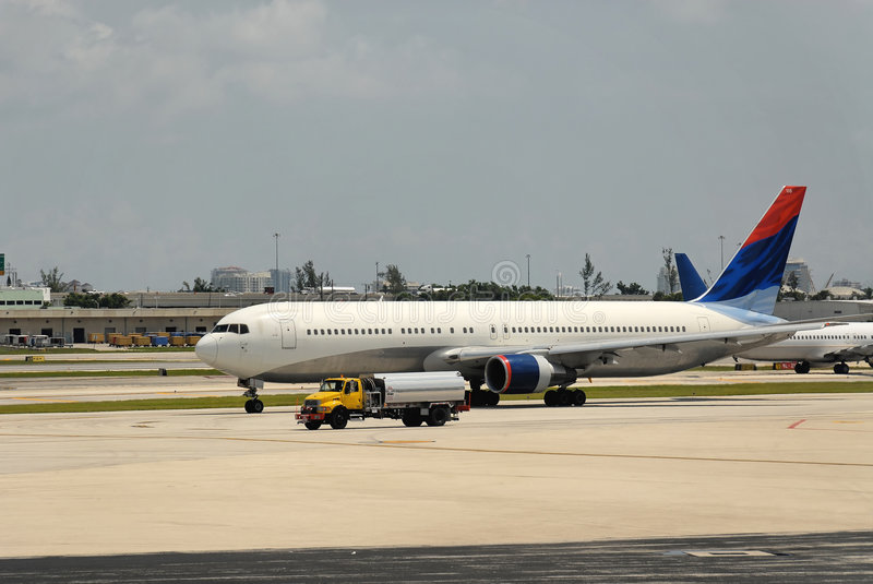 Taxiway imagens de stock royalty free