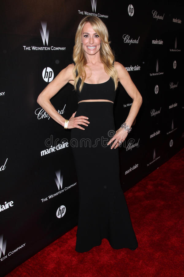 Taylor Armstrong stock foto