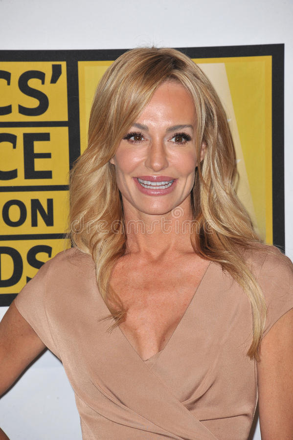 Download Taylor Armstrong editorial stock photo. Image of television - 26290293