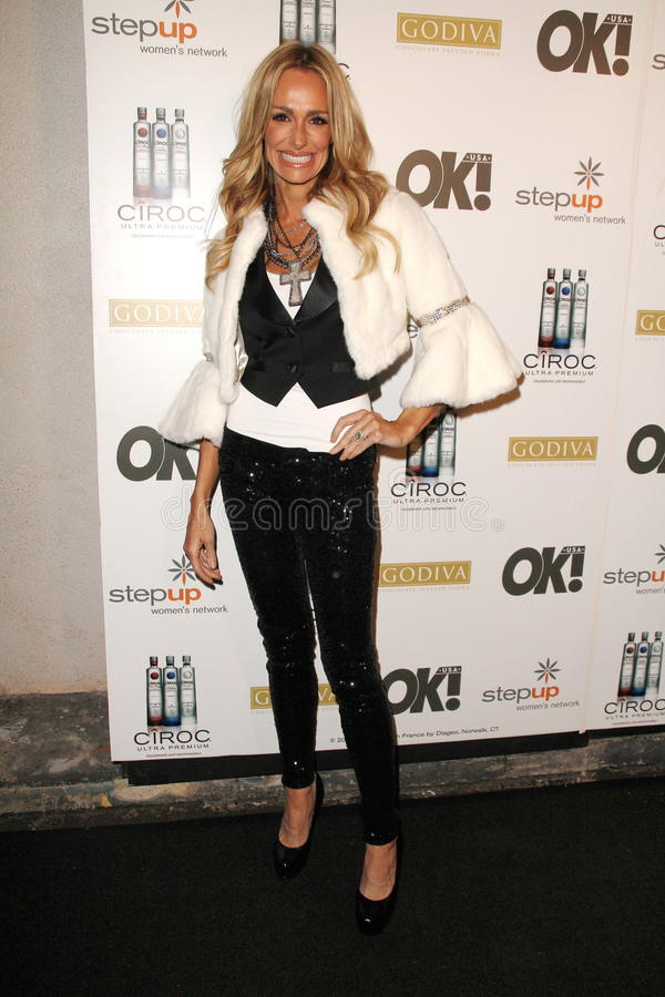 Taylor Armstrong stock fotografie