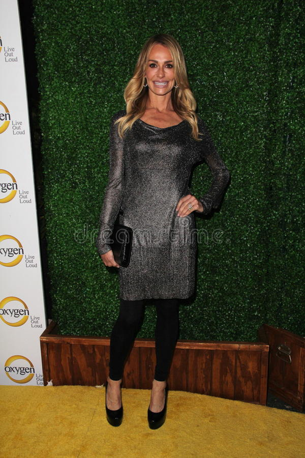 Taylor Armstrong royalty-vrije stock afbeelding