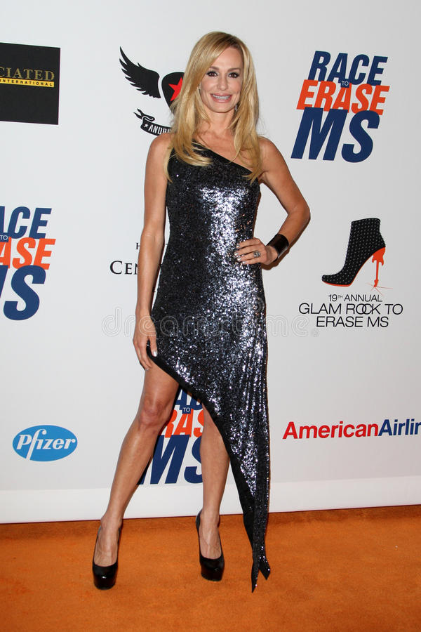 Download Taylor Armstrong Arrives At The 19th Annual Race To Erase MS Gala Editorial Stock Photo - Image: 25274833