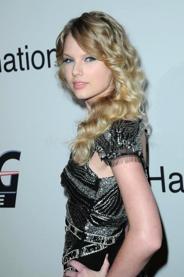 Download Taylor Swift editorial stock image. Image of hotel, hilton - 23572869