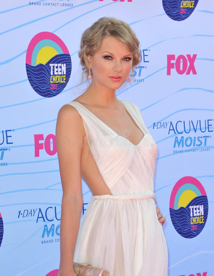 Download Taylor Swift editorial stock image. Image of taylor, paul - 26911569