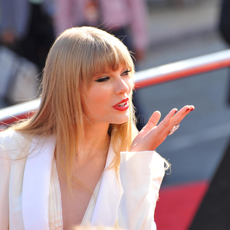Free Taylor Swift Royalty Free Stock Images - 27157999