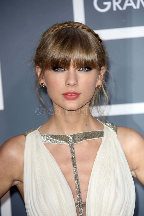 Taylor Swift photographie stock
