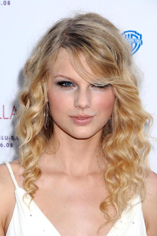 Taylor Swift image stock