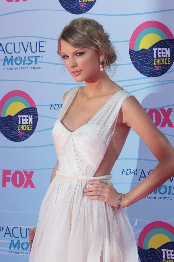 Taylor Swift foto de archivo