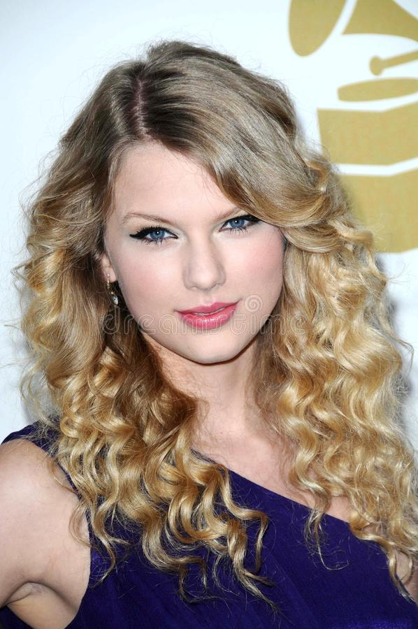 Taylor Swift immagine stock