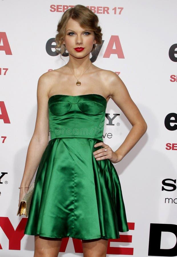 Taylor Swift royalty-vrije stock afbeelding