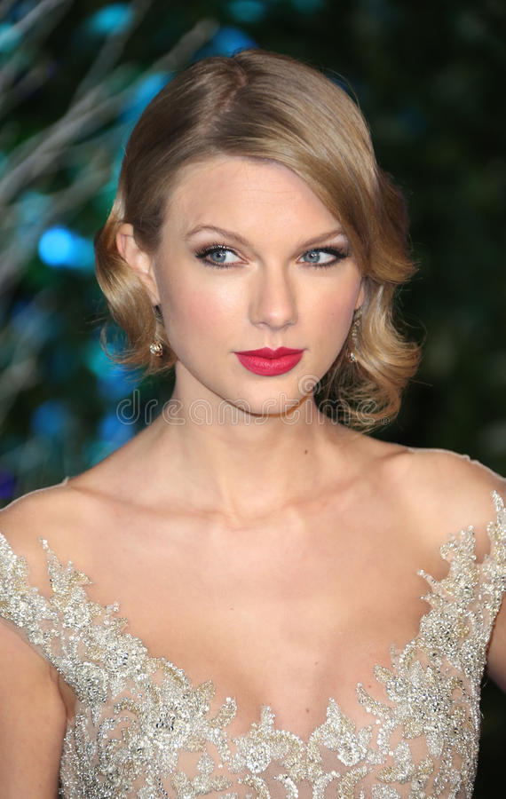 Taylor Swift royalty free stock image