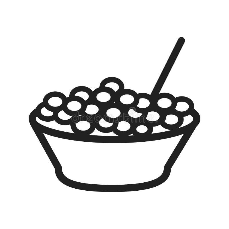 Tazón de fuente de arándanos libre illustration