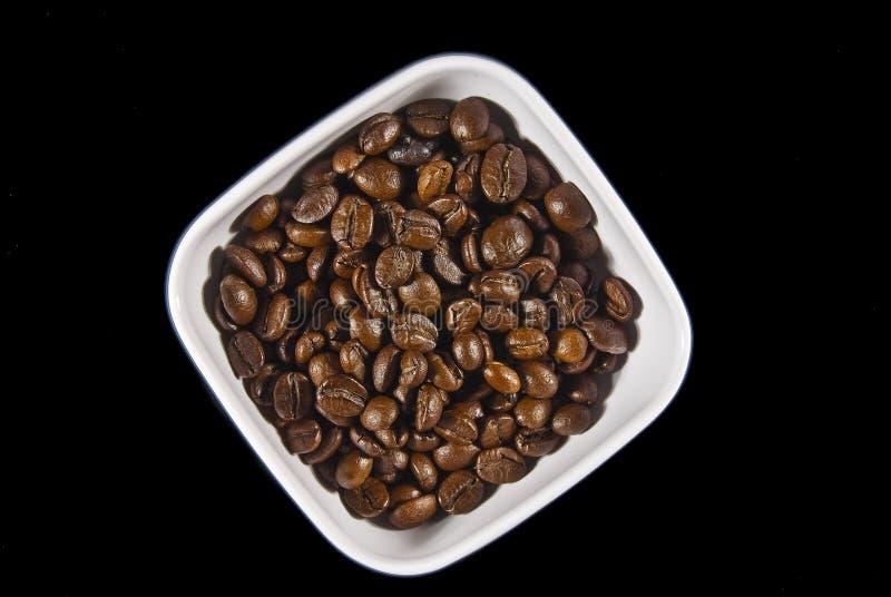 Tazón de fuente de café foto de archivo libre de regalías