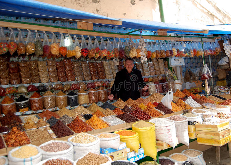 taza базара стоковые фотографии rf