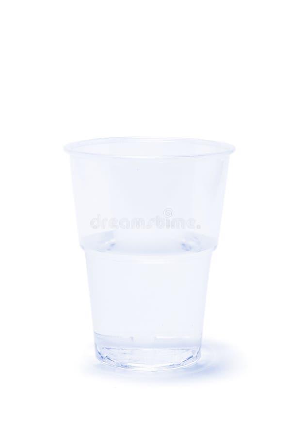 Taza de agua imagen de archivo libre de regalías