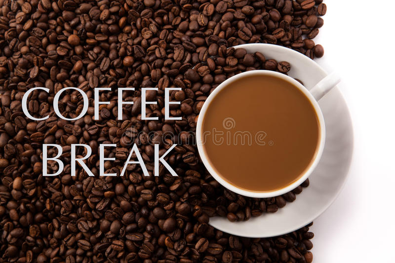 Download Taza de café sólo stock de ilustración. Ilustración de fondo - 41906291