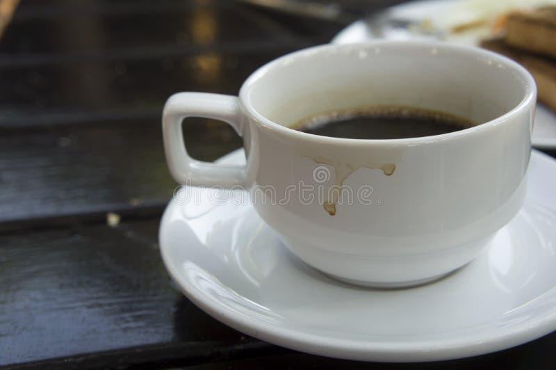 Taza de café sólo fotos de archivo