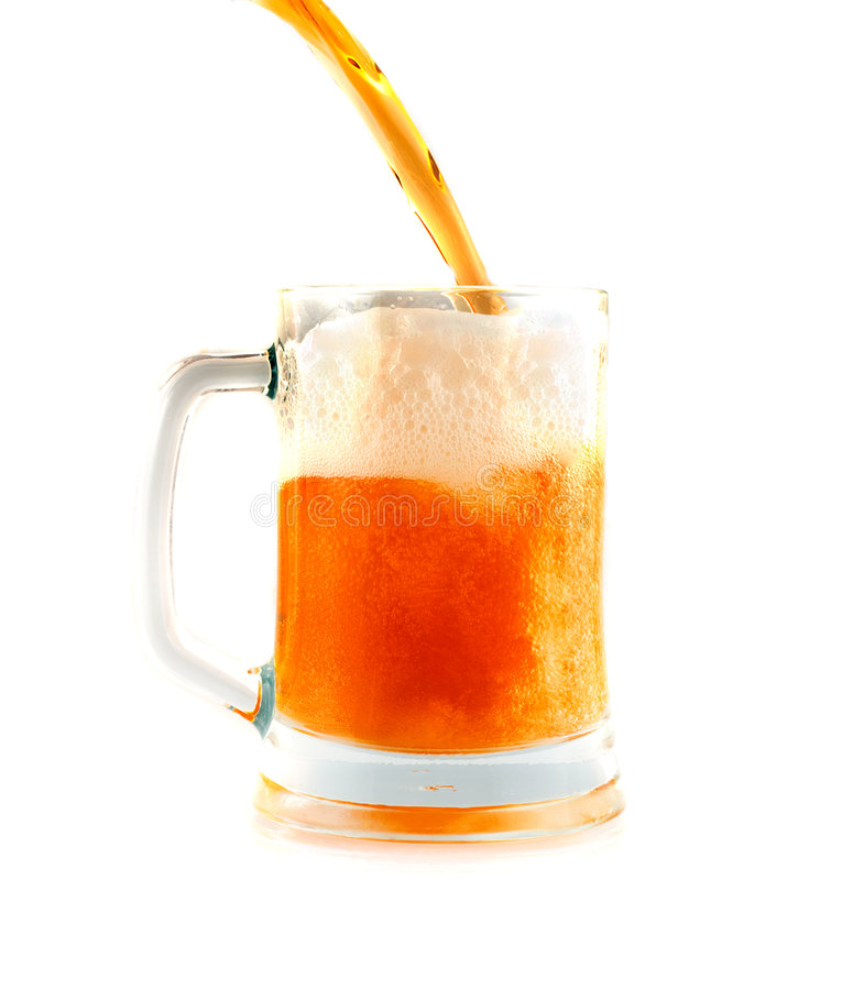 Download Taza de cerveza foto de archivo. Imagen de burbuja, espuma - 7281030