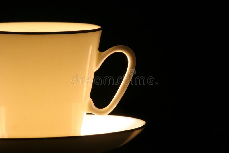 Taza de Coffe imagen de archivo