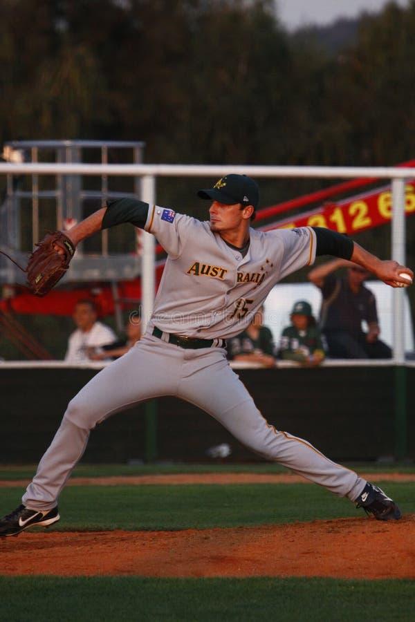 Taza de mundo del béisbol 2009 imagen de archivo libre de regalías