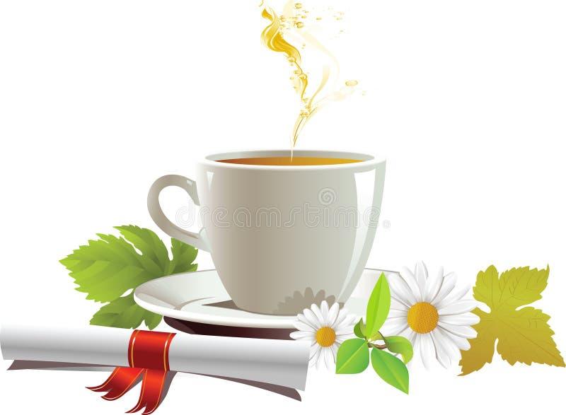 Taza de té. libre illustration