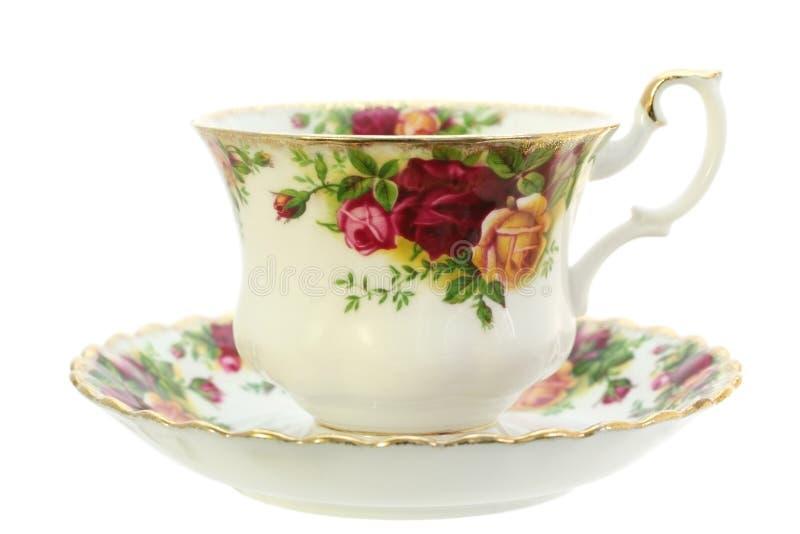 Taza de té imágenes de archivo libres de regalías