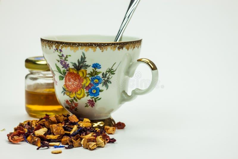 Taza de té fotografía de archivo