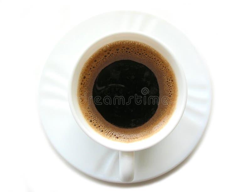 Taza del café 2 fotografía de archivo libre de regalías