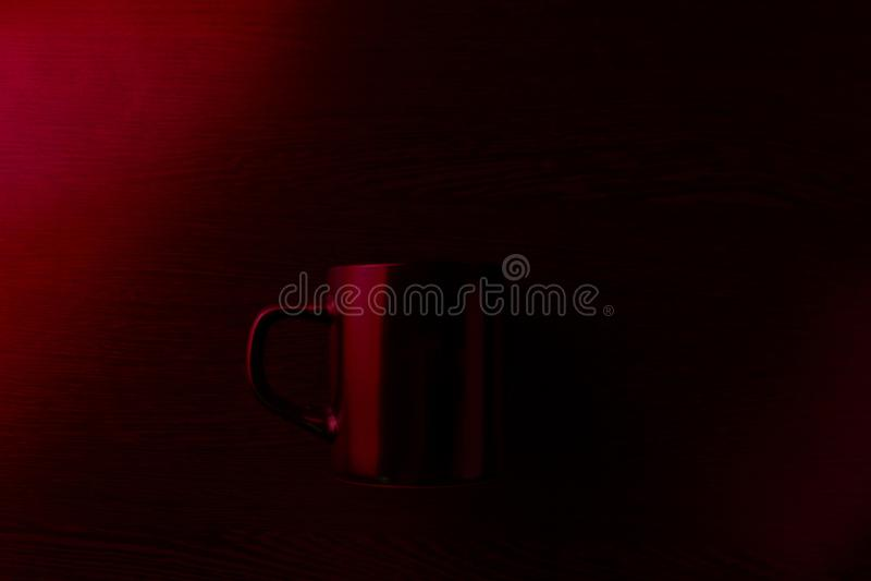Taza del café sólo fotos de archivo libres de regalías