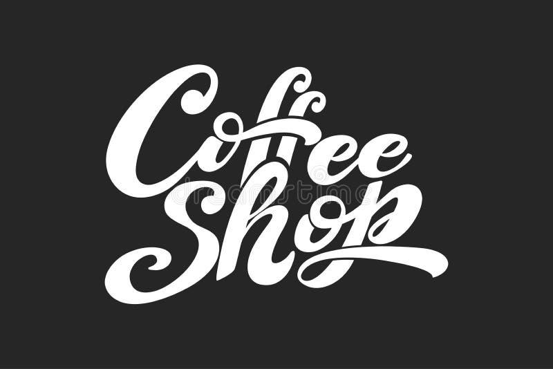 Taza en forma de corazón para los amantes del café ilustración del vector