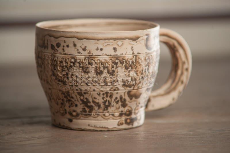 Download Taza Handcrafted Tradicional Foto de archivo - Imagen de arte, decorativo: 42438320
