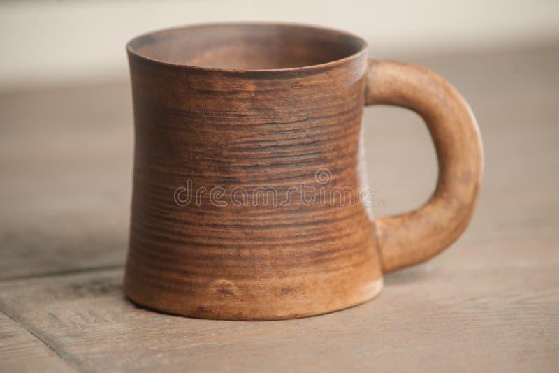 Download Taza Handcrafted Tradicional Foto de archivo - Imagen de cerámica, objeto: 42438362