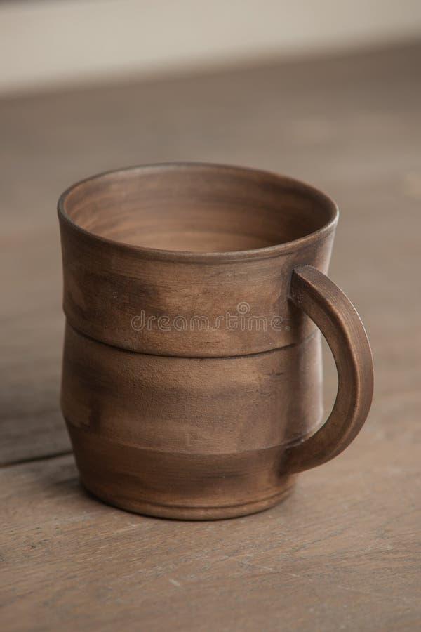 Download Taza Handcrafted Tradicional Imagen de archivo - Imagen de arcilla, café: 44850893