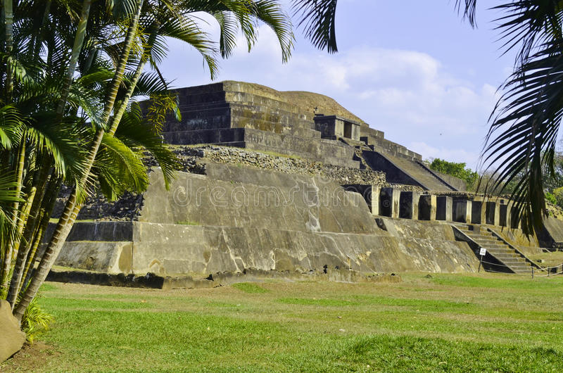 Tazumal archaeology site