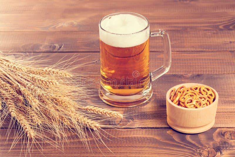 Tazza di birra di Oktoberfest immagine stock libera da diritti