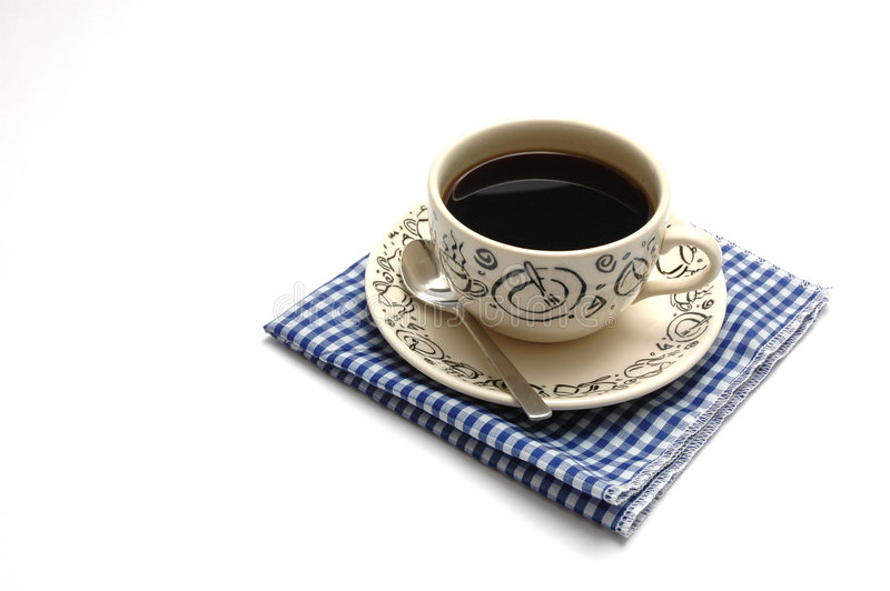 Tazza di caffè 2 fotografia stock