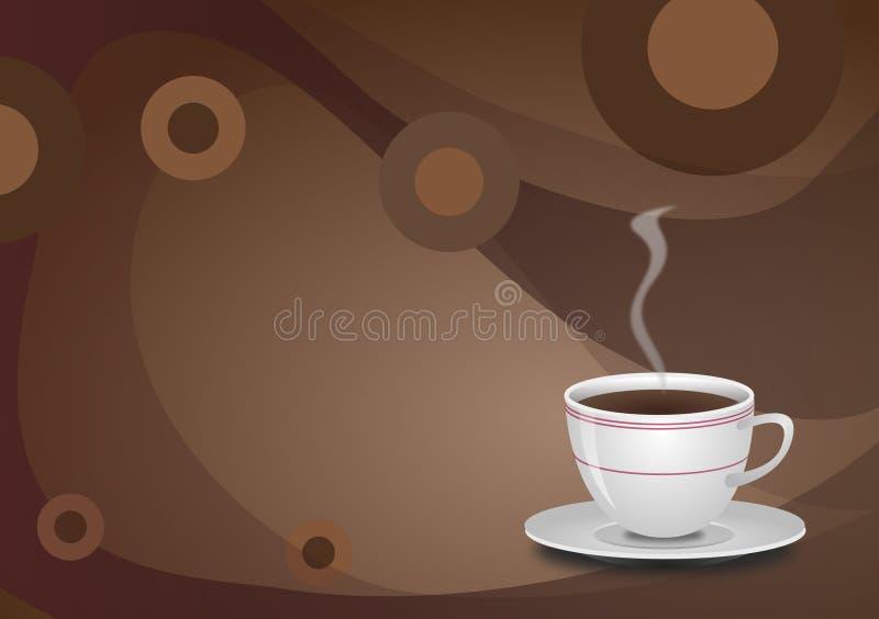 Tazza di caffè II immagine stock