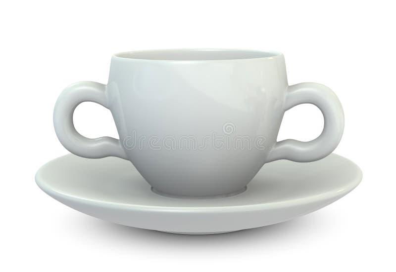 Tazza di Cofee royalty illustrazione gratis