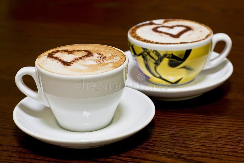 Tazza isolata del coffe fotografie stock libere da diritti