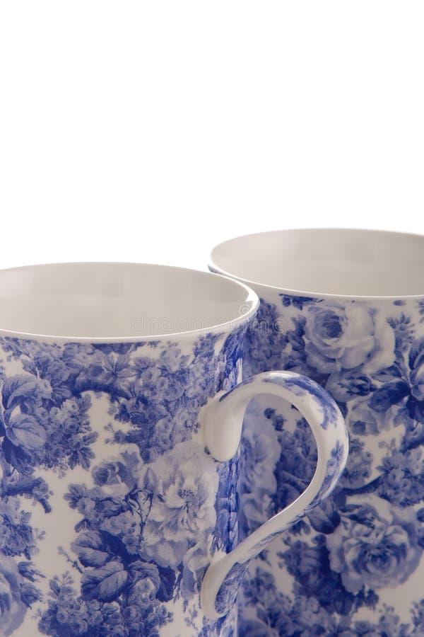 Download Tazze di caffè immagine stock. Immagine di dishware, terrecotte - 7304051