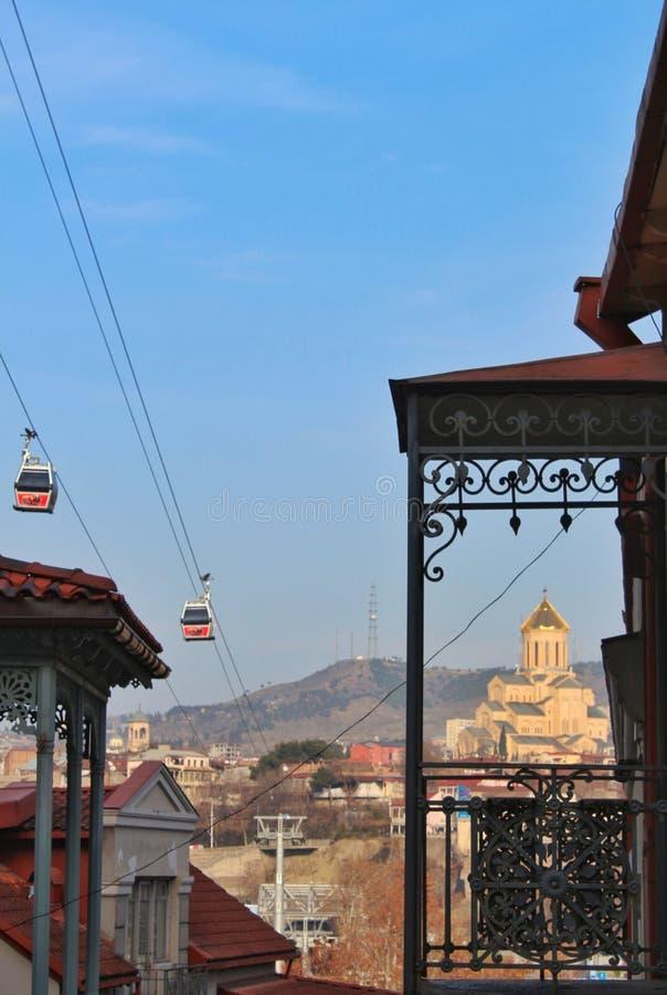 Tbilisi images libres de droits