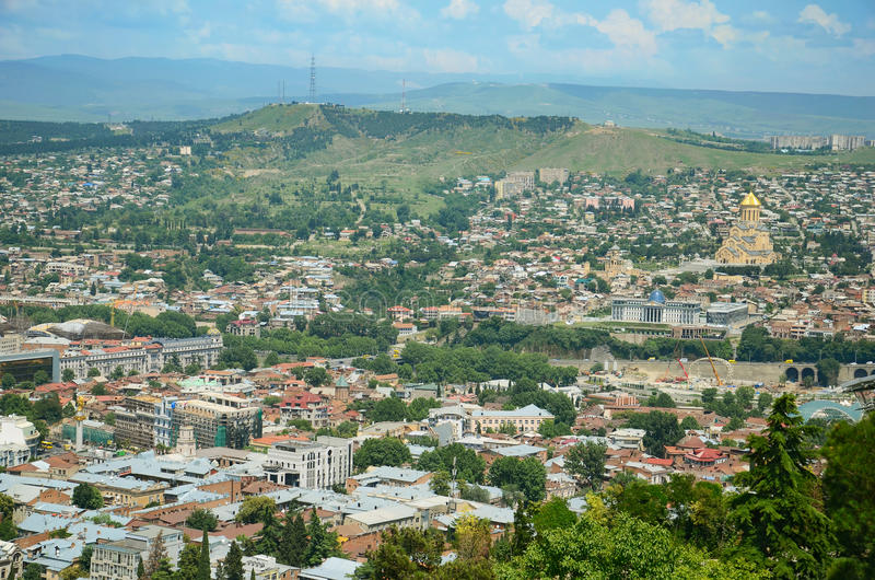 Download Tbilisi stock photo. Image of place, caucasus, cityscape - 25734854