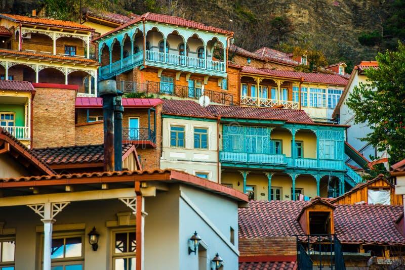 Tbilisi arkivfoton