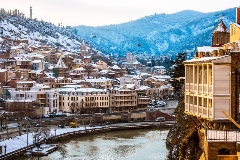 Tbilisi στοκ εικόνα