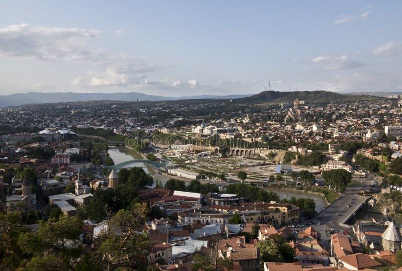 tbilisi foto de archivo libre de regalías