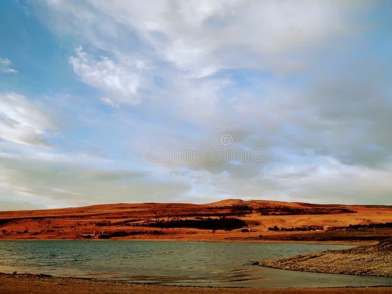 Tbilisi Atacama hav royaltyfri foto