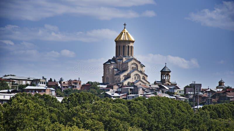 Tbilisi Geórgia foto de stock royalty free