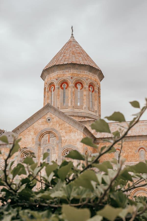 Bodbe Monastery church royalty free stock image